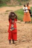 2 novembre 2008. Rifugiati dal Dott Congo Fotografie Stock Libere da Diritti