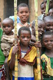 2 novembre 2008. Rifugiati dal Dott Congo Fotografia Stock