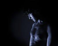 2 nude Στοκ Εικόνα
