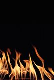 2 ogień Obraz Stock