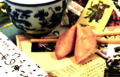 2 oriental стоковая фотография