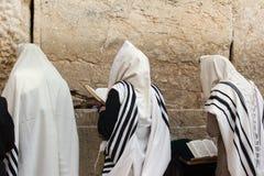 2 ortodoksyjnego modlenie Obraz Royalty Free