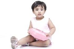 2 ou 3 années de bébé Photo libre de droits