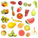 2 owoców Obrazy Stock