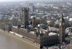 2 pałac Westminster Zdjęcie Royalty Free