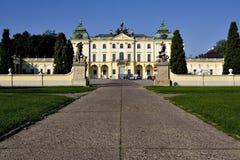 2 pałacu obrazy stock