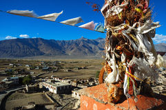2 padum 3 ladakh Στοκ φωτογραφία με δικαίωμα ελεύθερης χρήσης