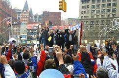 2 parad zwycięstwa Fotografia Royalty Free