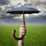 2 parasolkę Obraz Stock
