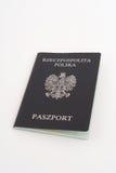 2 paszportu Zdjęcie Royalty Free