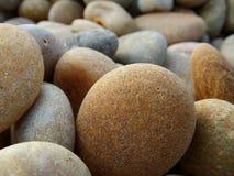 2 pebbles Arkivfoton