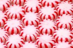 2 peppermints Στοκ εικόνες με δικαίωμα ελεύθερης χρήσης