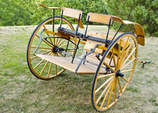 2-Person Carriage Stock Images