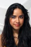 2 piękny headshot Latina Fotografia Royalty Free