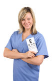 2 pielęgniarka Fotografia Royalty Free