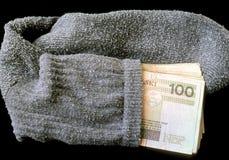 2 pieniądze Obrazy Royalty Free