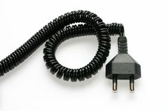 2 Pin Lead Stock Photo