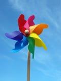 2 pinwheel Fotografia Royalty Free