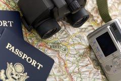 2 podróży wakacji Zdjęcie Stock