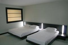 2 pokoju hotelowego Zdjęcie Stock