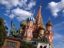 2 pokrovsky的大教堂 库存照片