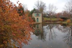 2 pond scene Στοκ φωτογραφίες με δικαίωμα ελεύθερης χρήσης