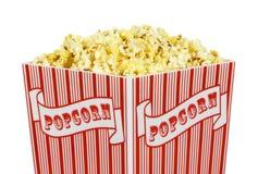 2 popcorn Fotografia Royalty Free