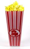 2 popcornu wiader Obraz Royalty Free