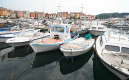 2 portu Adriatic morza Zdjęcie Royalty Free