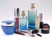 2 produits de beauté Image libre de droits