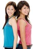2 przyjaciela Fotografia Stock