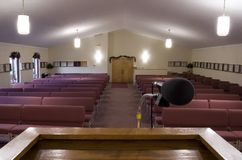 2 pulpit view Στοκ Εικόνες