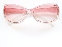 2 różowe okulary przeciwsłoneczne Fotografia Royalty Free