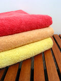 2 ręcznik kominowego Fotografia Stock