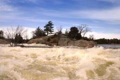 2 rapids Стоковые Изображения