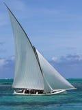 2 regaty łodzi zdjęcie royalty free