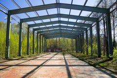 2 εγκαταλειμμένη γεωμετ&rh Στοκ φωτογραφίες με δικαίωμα ελεύθερης χρήσης