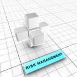 2-risico beheer (2/6) Royalty-vrije Stock Afbeelding