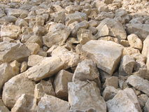 2 rocks v Arkivbild