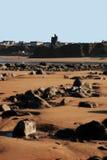 2 rocky na plaży Zdjęcie Royalty Free