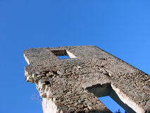 2 ruins Στοκ εικόνες με δικαίωμα ελεύθερης χρήσης