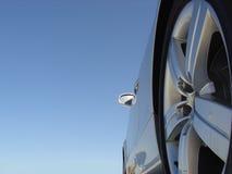 2 s strony samochodu sportowego Zdjęcie Royalty Free