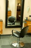 2 salon fryzjerski obraz royalty free