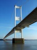 2 severn的桥梁 库存图片