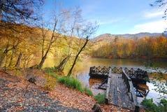 2 siedem jeziora. Zdjęcie Stock