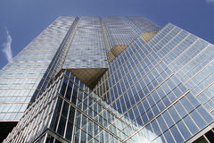 2 skyskrapa toronto Arkivbilder