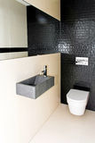 2 small toilet Στοκ Εικόνες