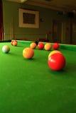 2 snooker Fotografia Stock
