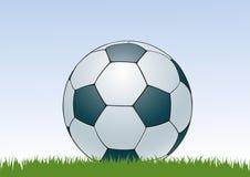 2 soccerball 免版税库存图片