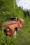 2 stara ciężarówka. Zdjęcia Royalty Free